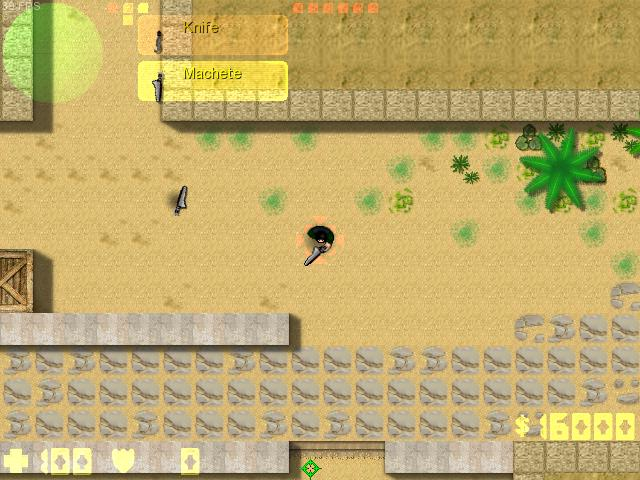 Counter-Strike 2D Skin - Ichigo Sword screenshot 1