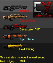 Counter-Strike 2D Skin - Jackhammer Auto Shotgun Set screenshot 1