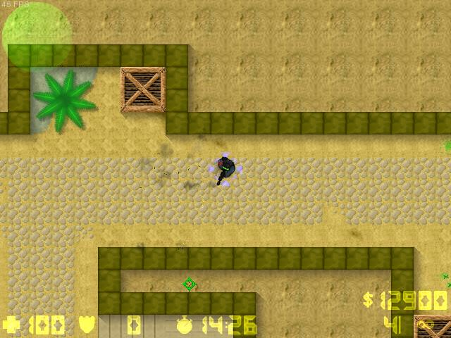 Counter-Strike 2D Skin - Space Soldier screenshot 2