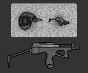 Counter-Strike 2D Skin - PP-2000 screenshot 1