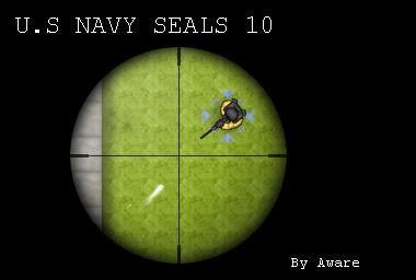Counter-Strike 2D Skin - U.S Navy Seal Team 10 screenshot 3