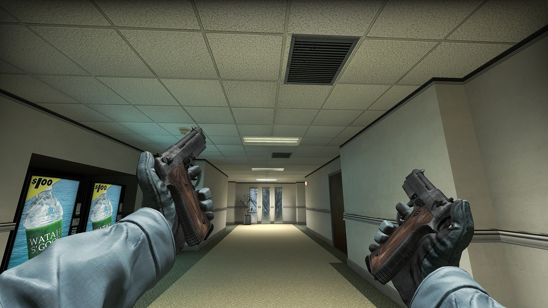 Counter-Strike: Global Offensive Addon - Adam's Custom Berettas screenshot 3