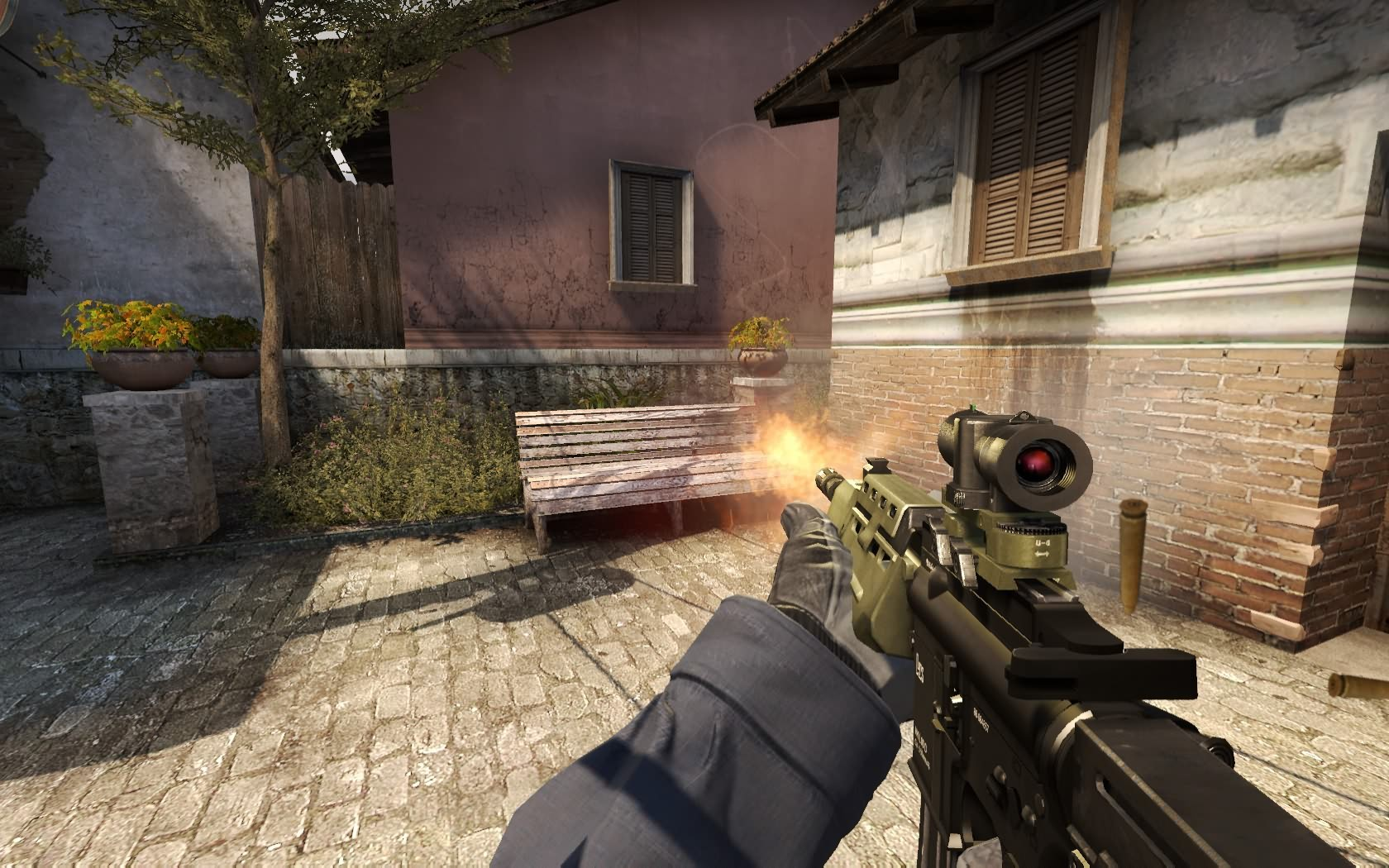 Counter-Strike: Global Offensive Addon - HK L16a2 Download