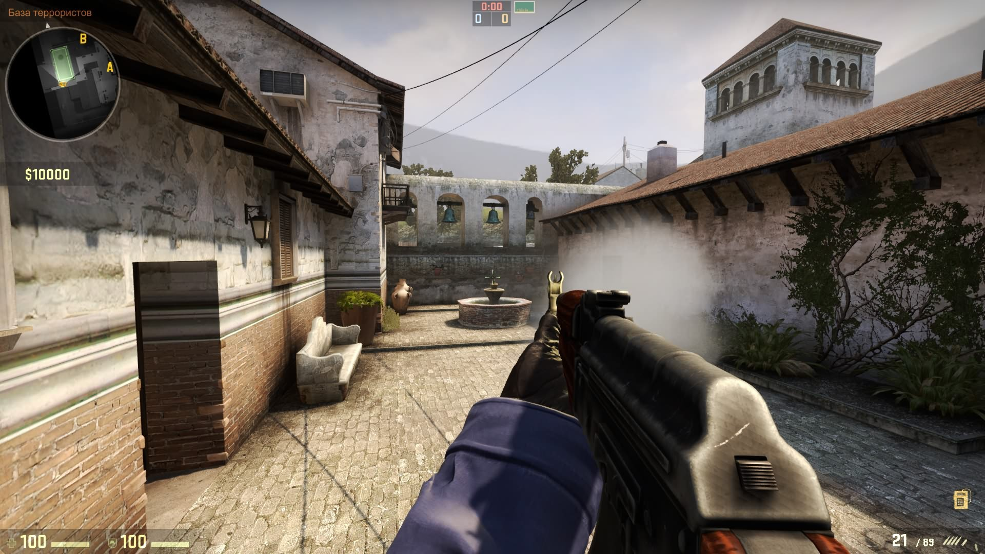 Counter-Strike: Global Offensive Addon - ReAnimation AK47 Download