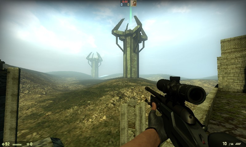 Counter-Strike: Global Offensive Map - Scout Spire screenshot 1