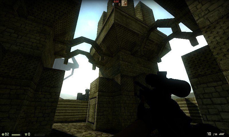 Counter-Strike: Global Offensive Map - Scout Spire screenshot 2