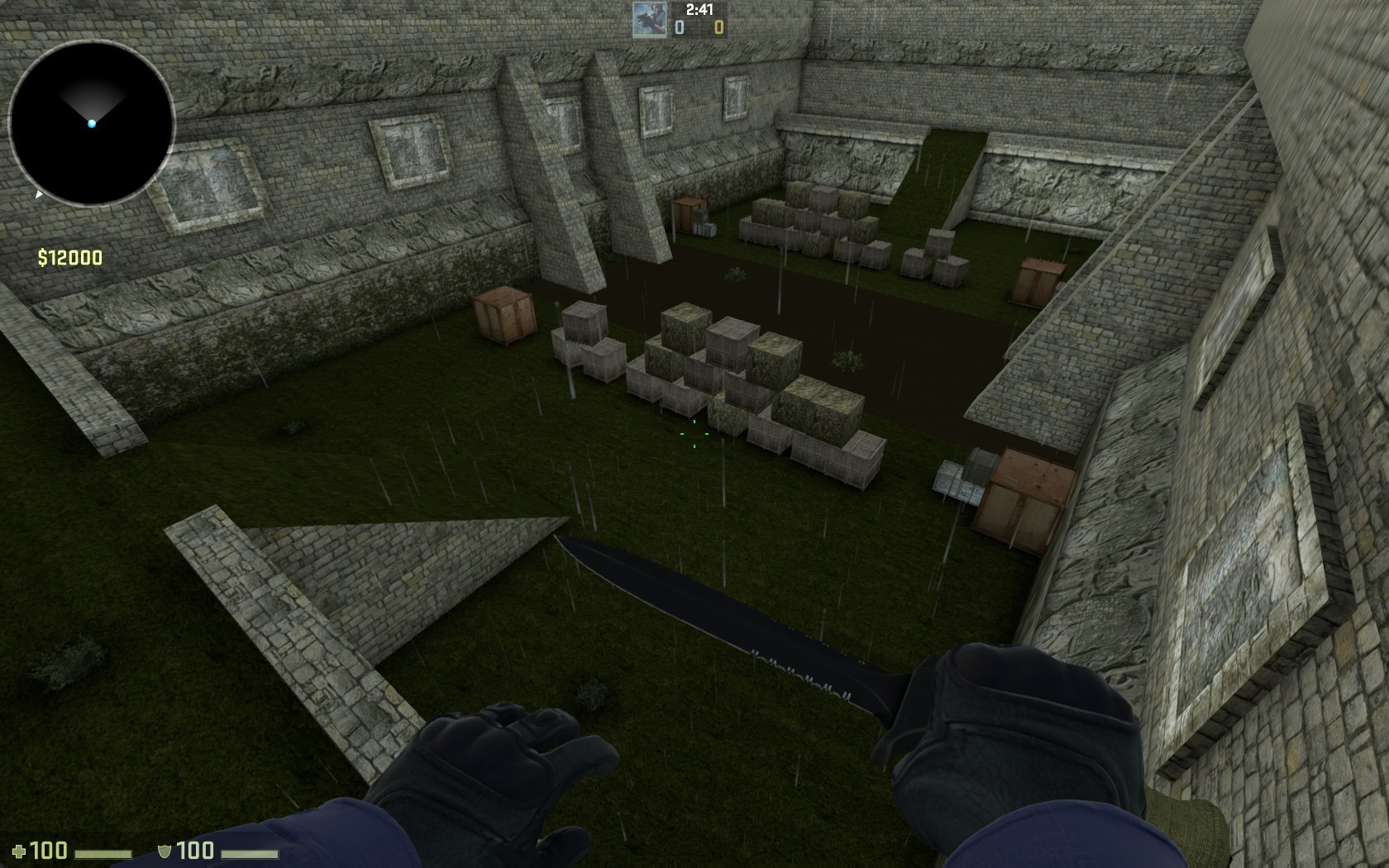 Counter-Strike: Global Offensive Map - aim_headshot2_csgo screenshot 1