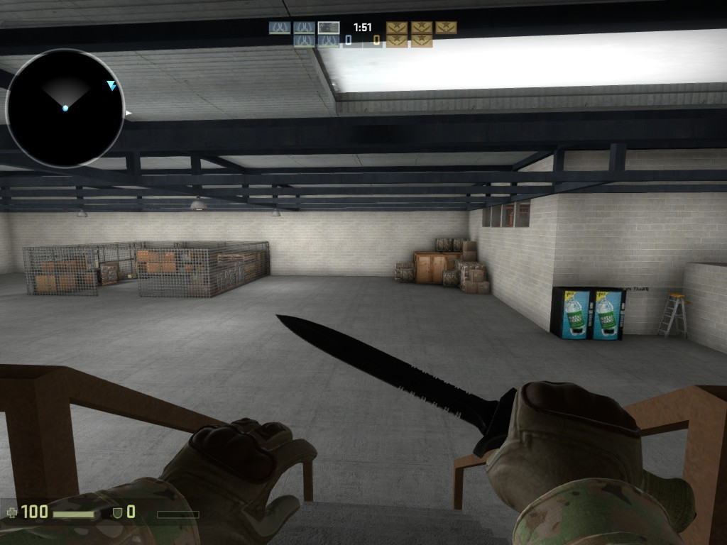 Counter-Strike: Global Offensive Map - ba_jail_electric_global screenshot 1