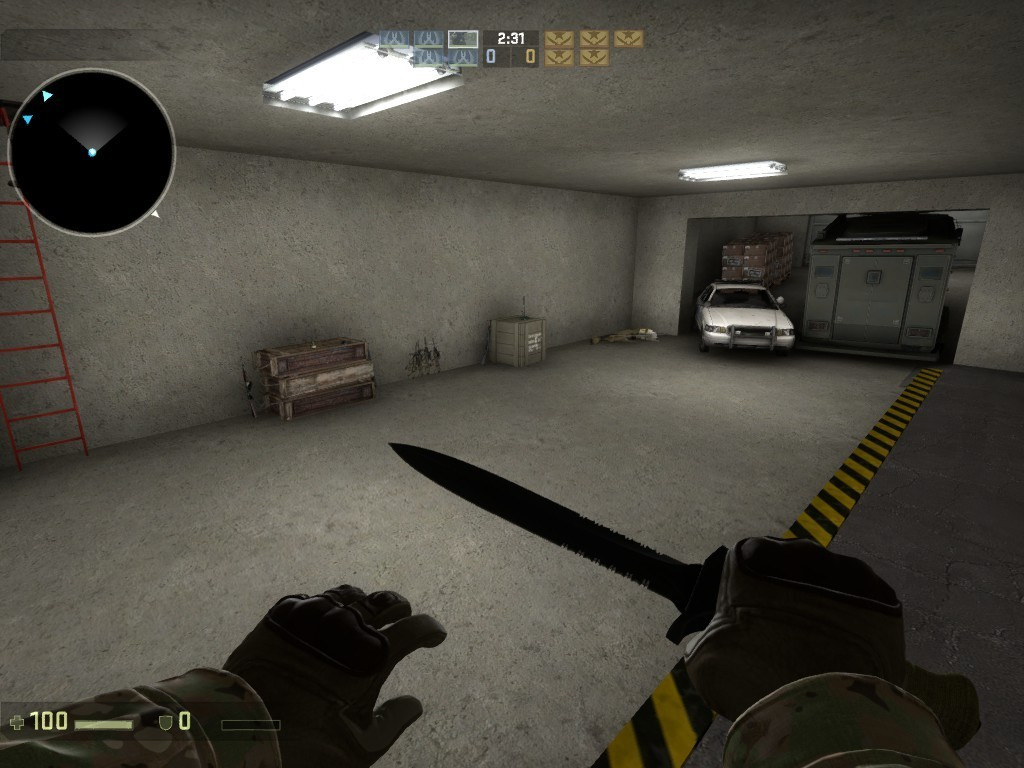 Counter-Strike: Global Offensive Map - ba_jail_electric_global screenshot 3