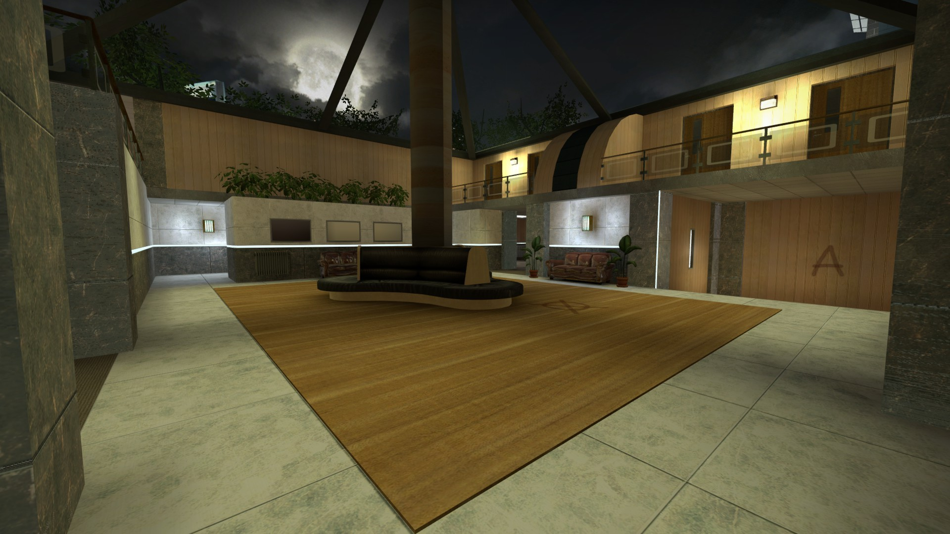 Counter-Strike: Global Offensive Map - de_nightfever_beta screenshot 2