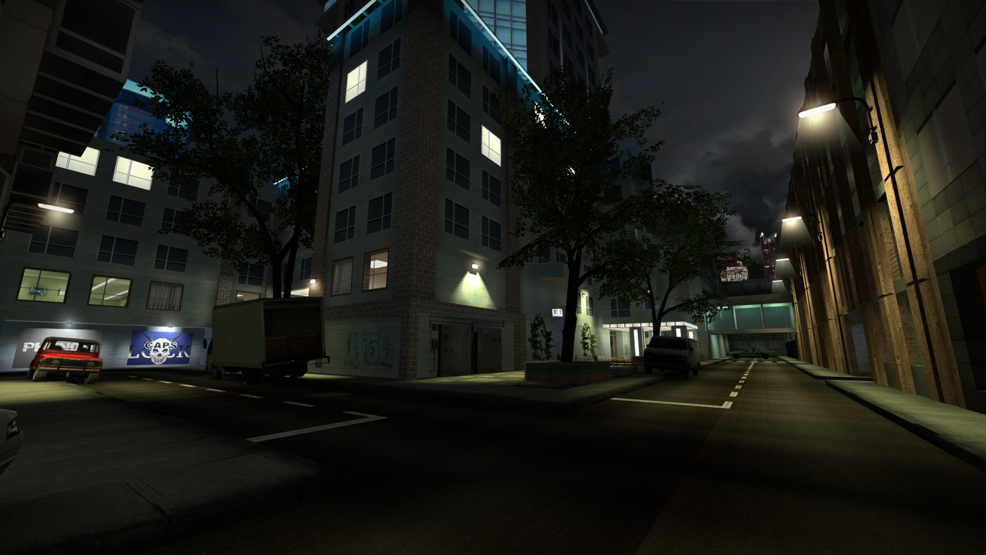 Counter-Strike: Global Offensive Map - de_nightfever_beta screenshot 5