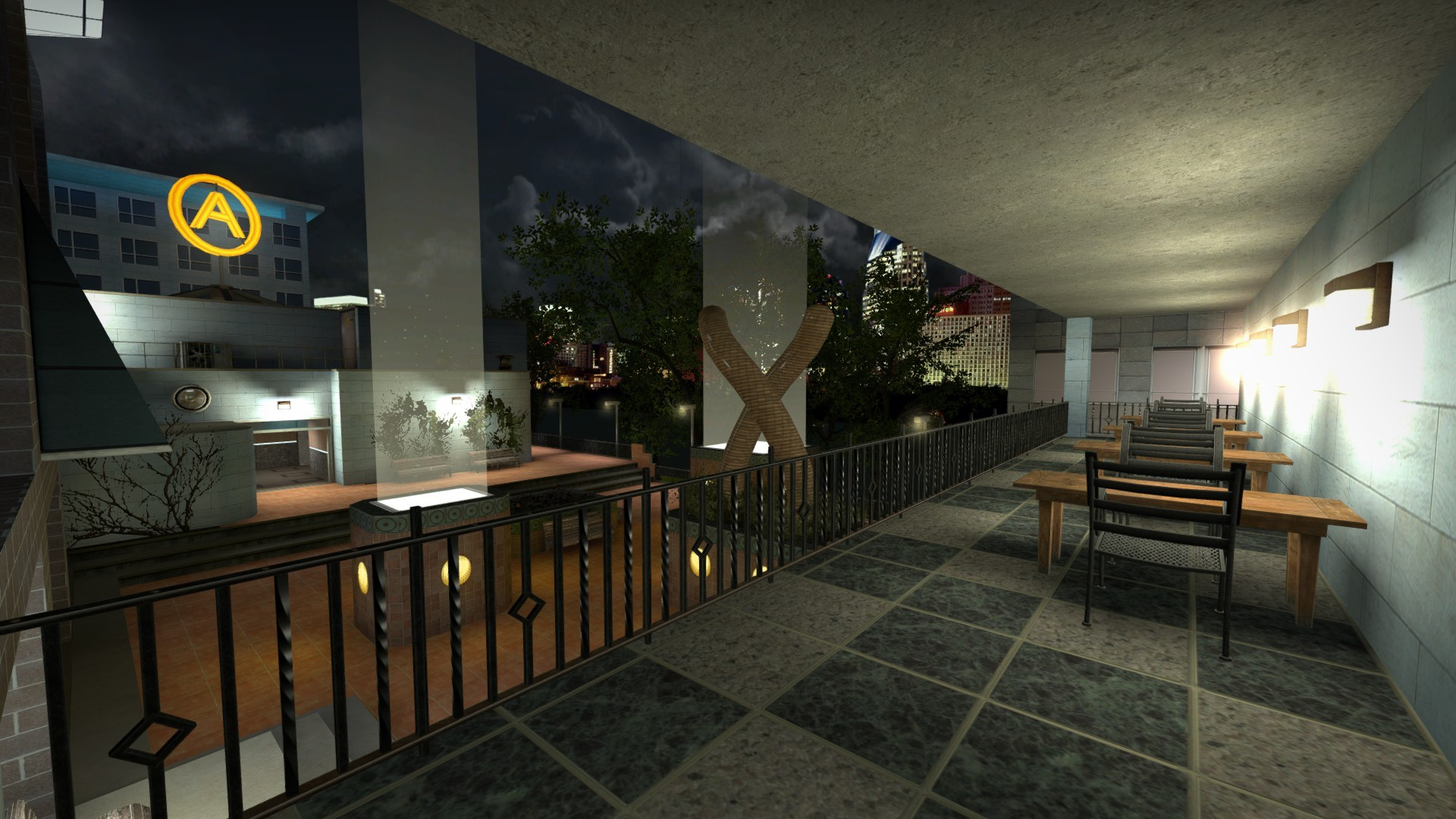 Counter-Strike: Global Offensive Map - de_nightfever_beta screenshot 6