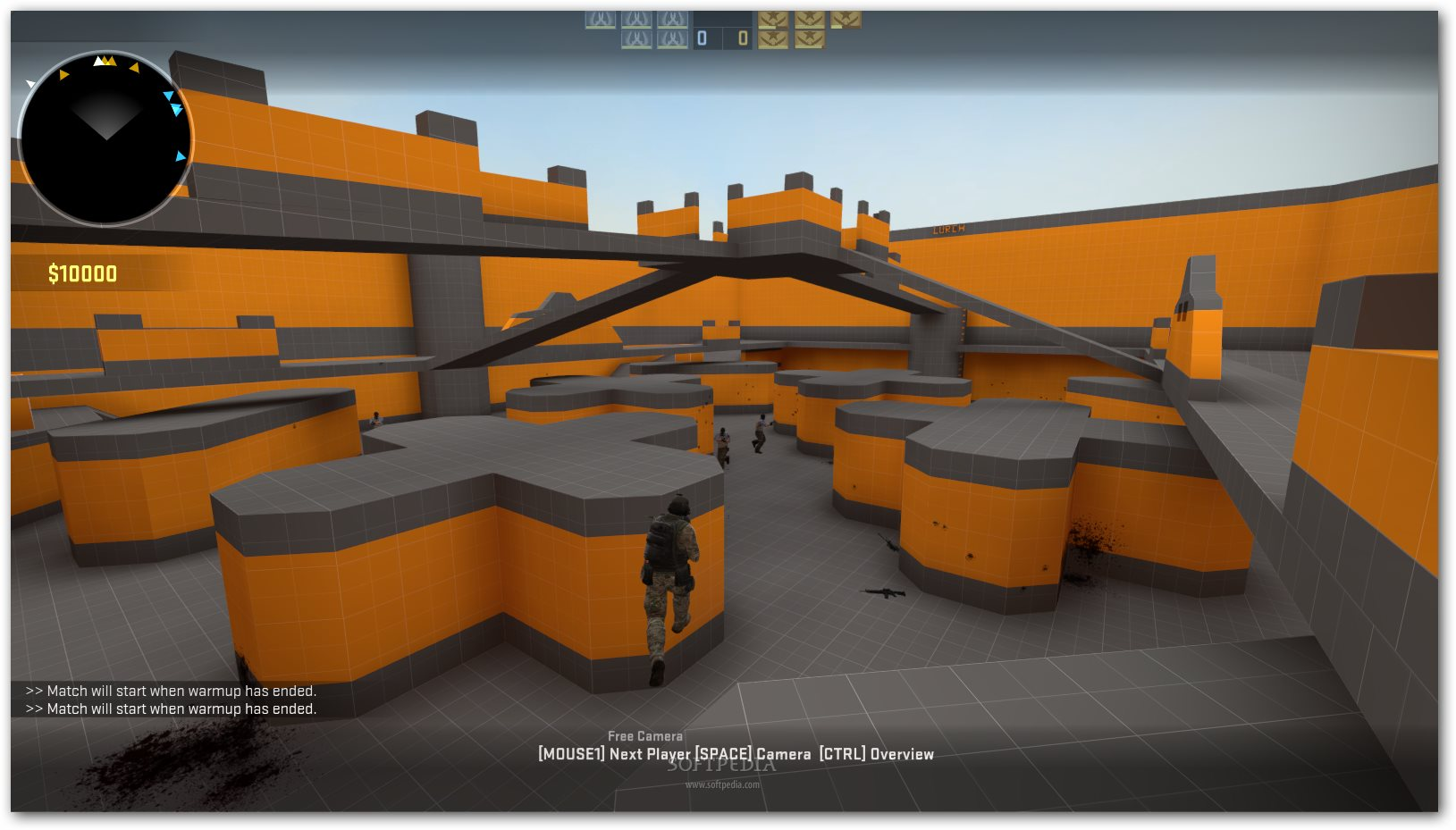 Counter-Strike: Global Offensive Map - happy_frags screenshot 3