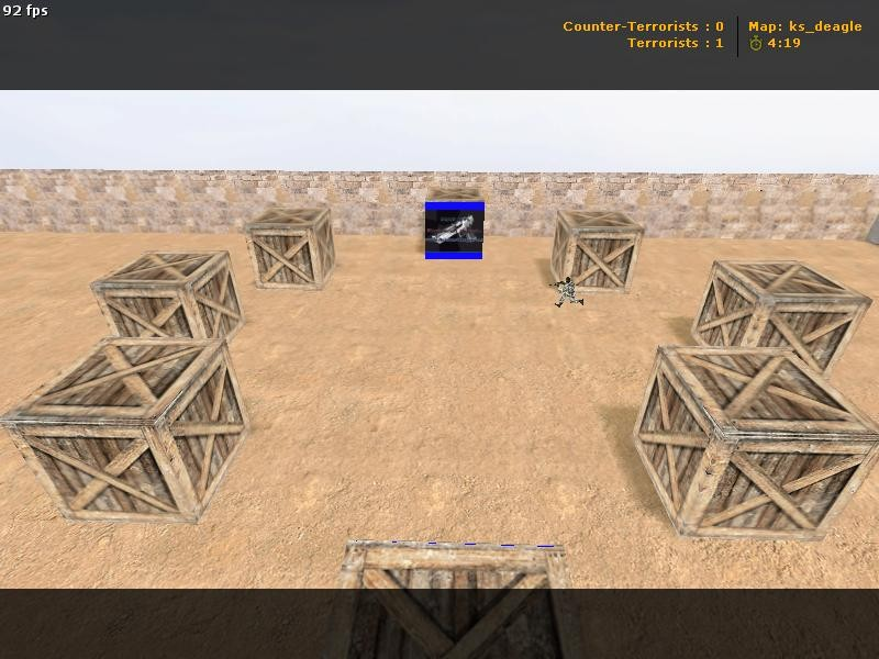 Counter-Strike Map - Ks_Deagle screenshot 1