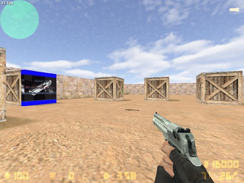 Counter-Strike Map - Ks_Deagle screenshot 2