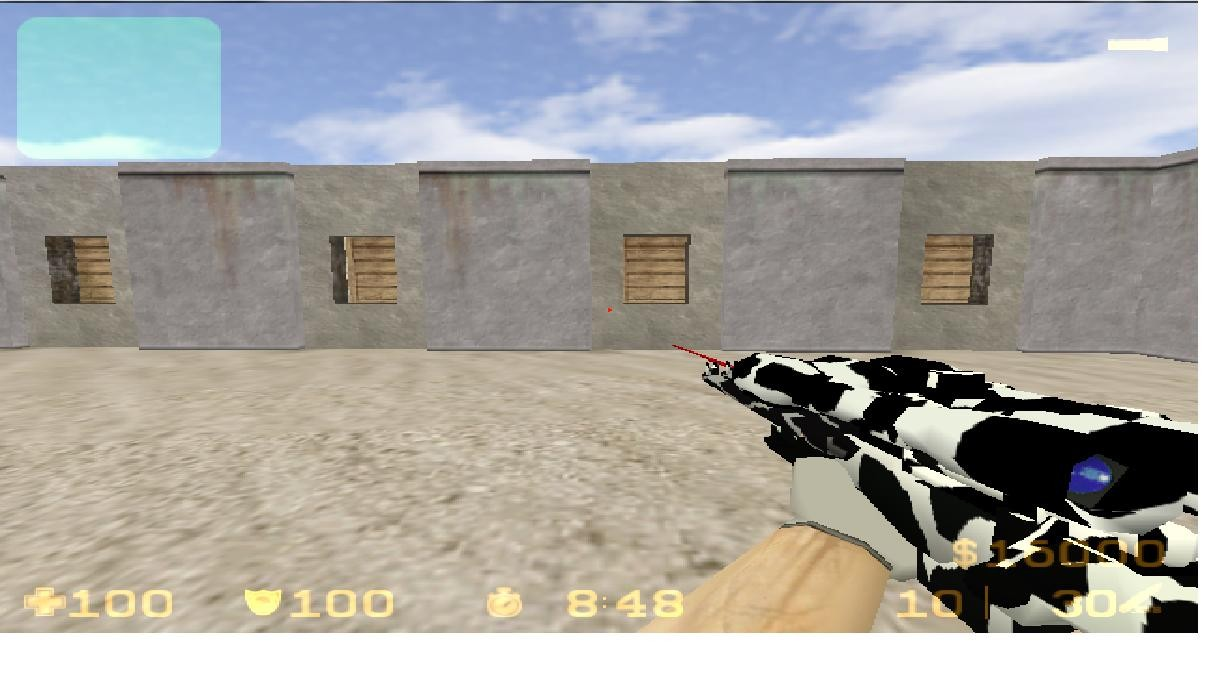 Counter-Strike Map - awp_fun screenshot 1