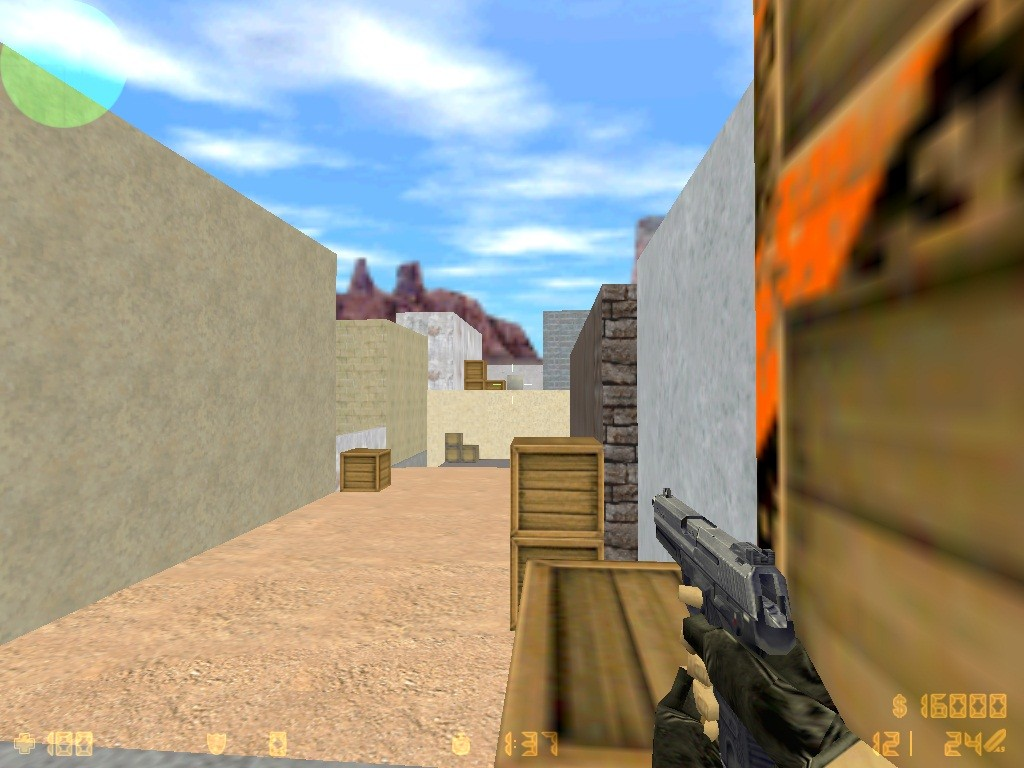 Counter-Strike Map - de_arsus screenshot 1