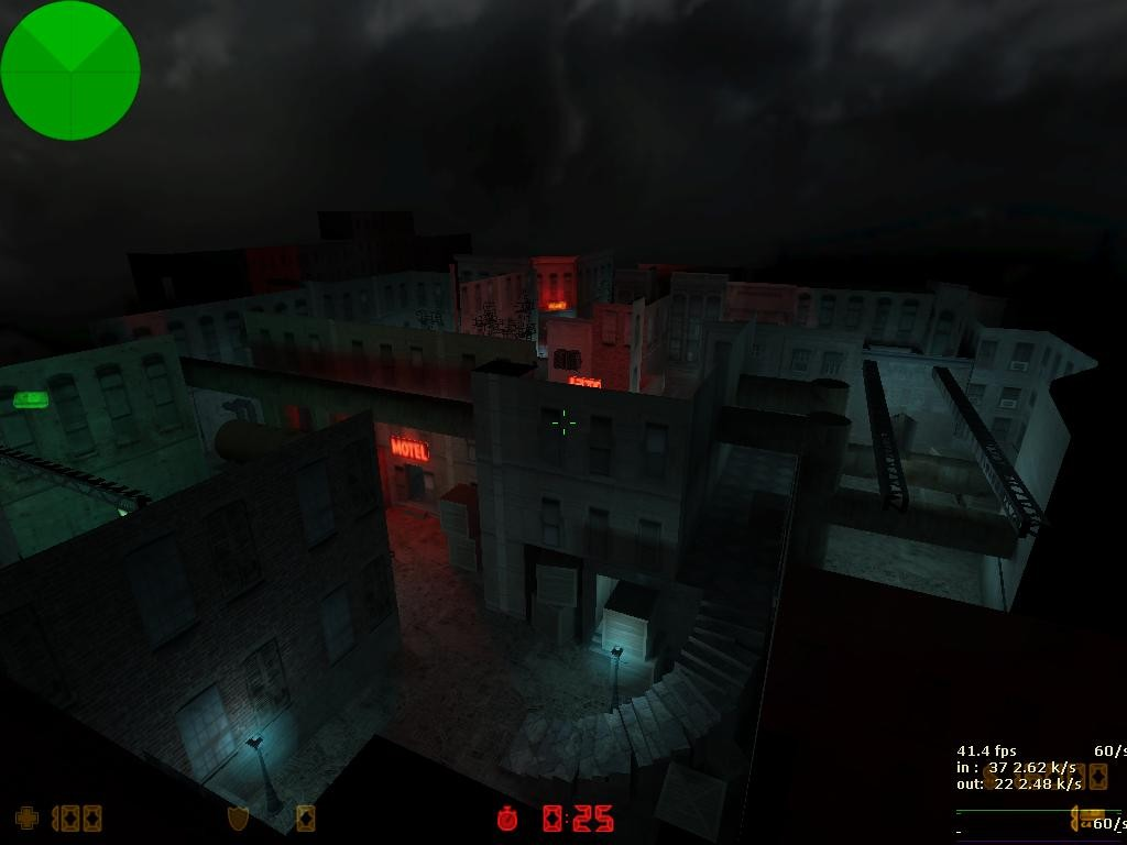 Counter-Strike Map - de_dark_city screenshot 3