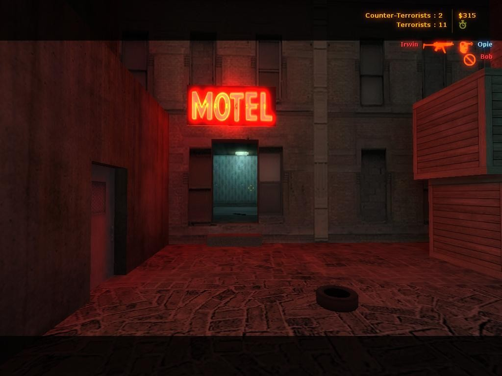 Counter-Strike Map - de_dark_city screenshot 4