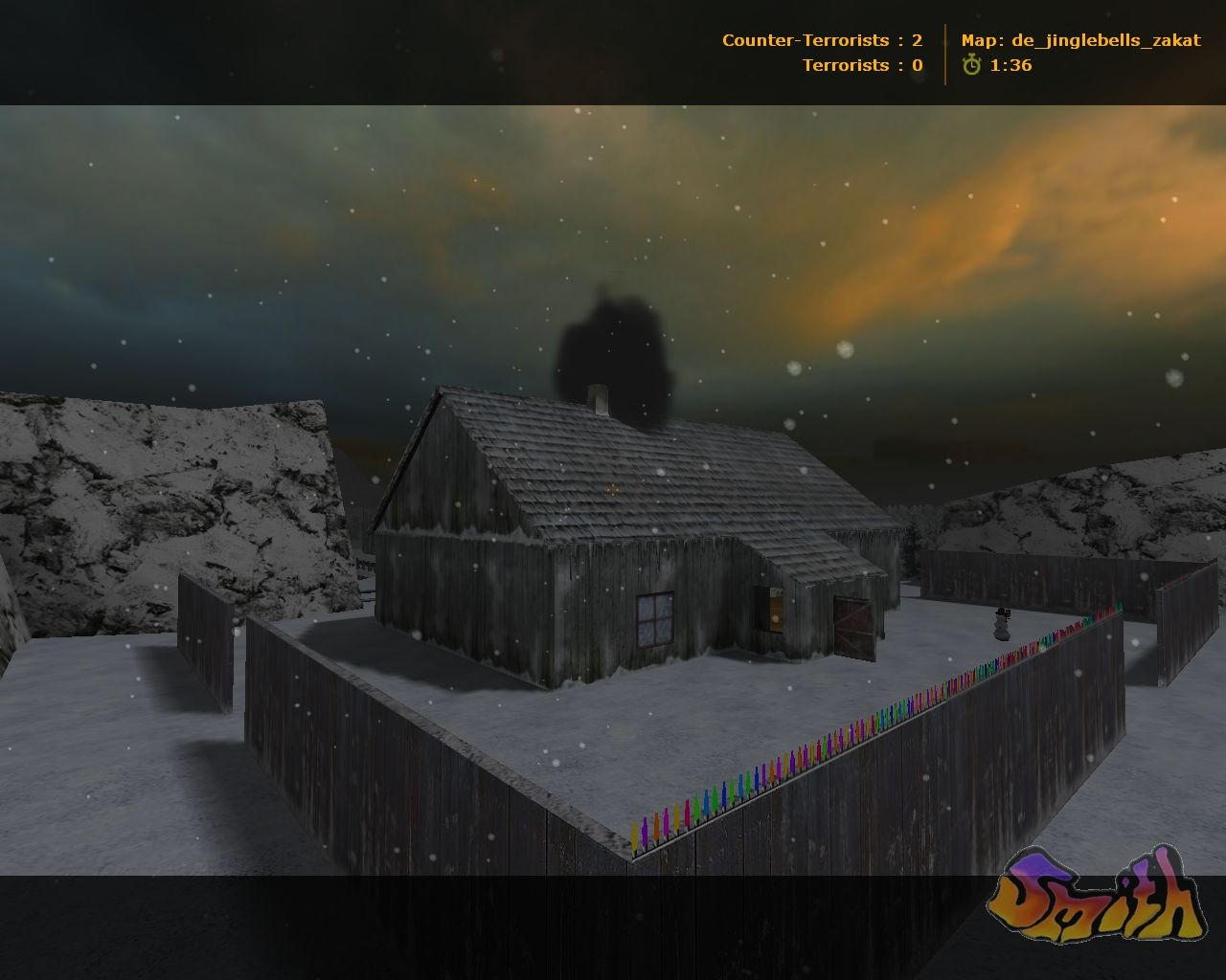 Counter-Strike Map - de_jinglebells_zakat screenshot 1