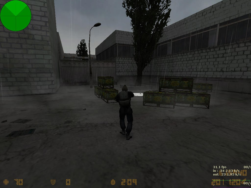 Counter-Strike Map - de_stalkerac screenshot 1