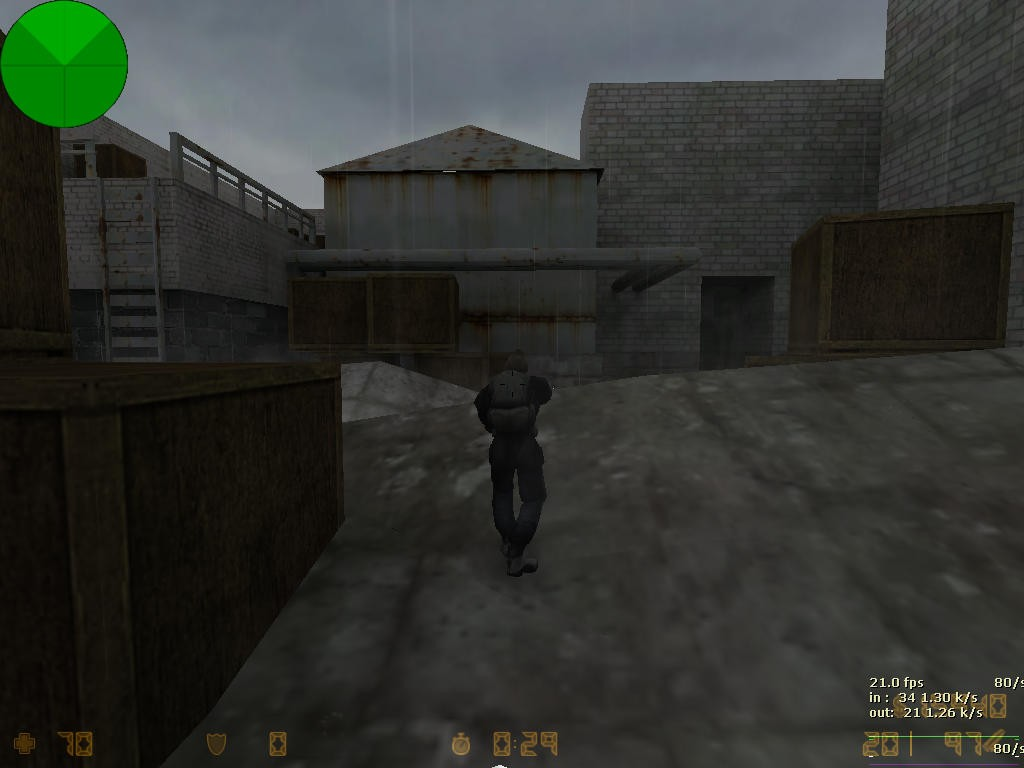Counter-Strike Map - de_stalkerac screenshot 2