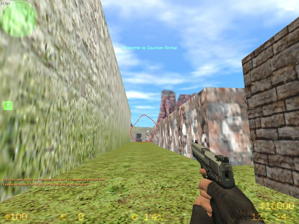 Counter-Strike Map - de_svnit screenshot 1