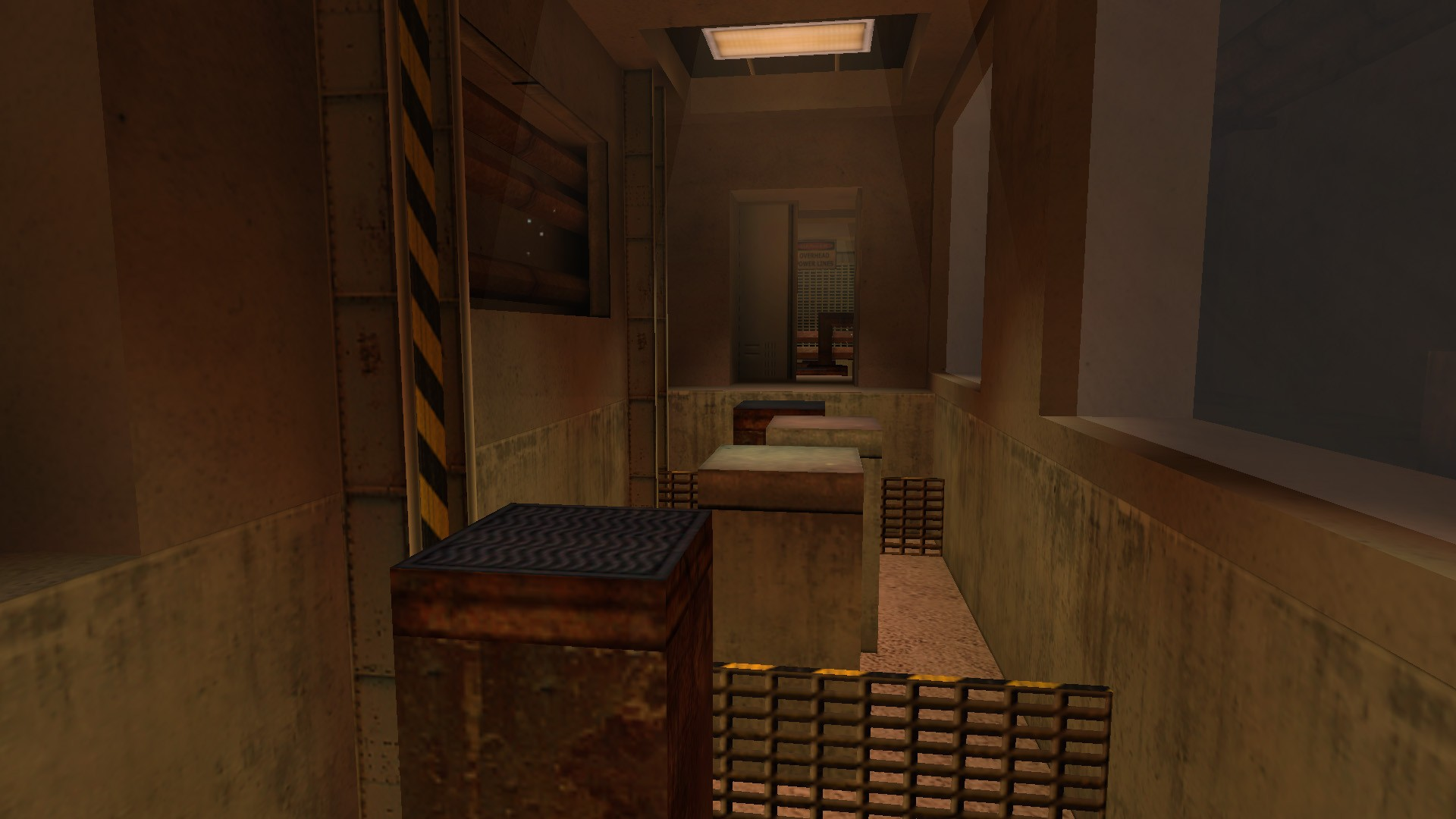 Counter-Strike Map - deathrun_prime screenshot 1