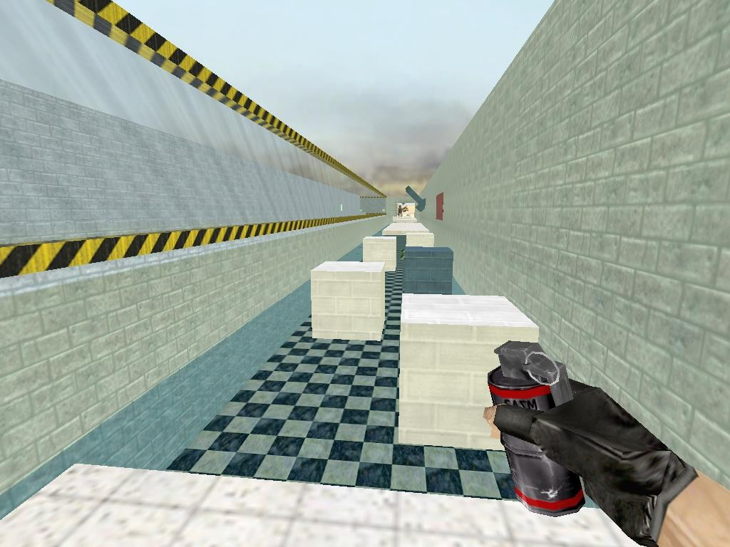 Counter-Strike Map - deathrun_qwerty screenshot 1