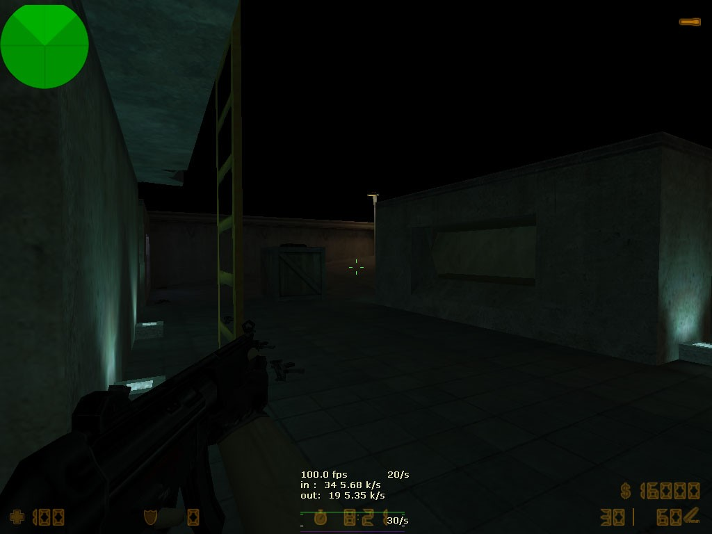 Counter-Strike Map - fy_training_mp5 screenshot 1