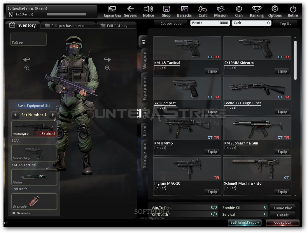 counter strike game online