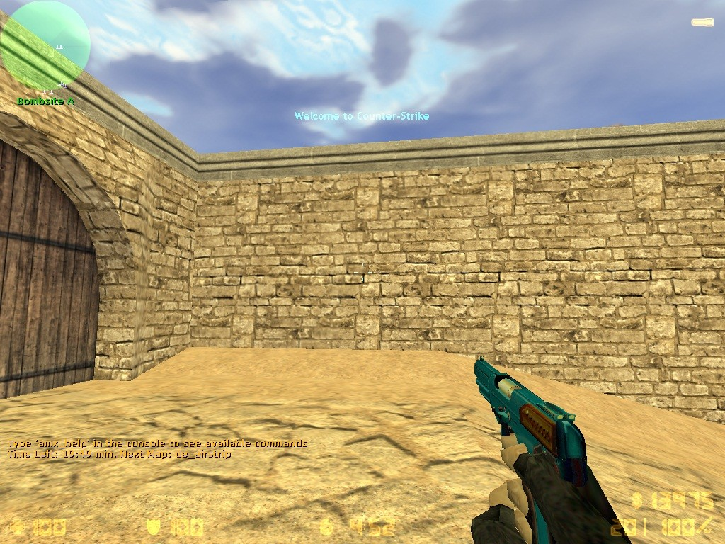 Screenshot 1 of Counter-Strike Skin - Recolored Five-Seven.