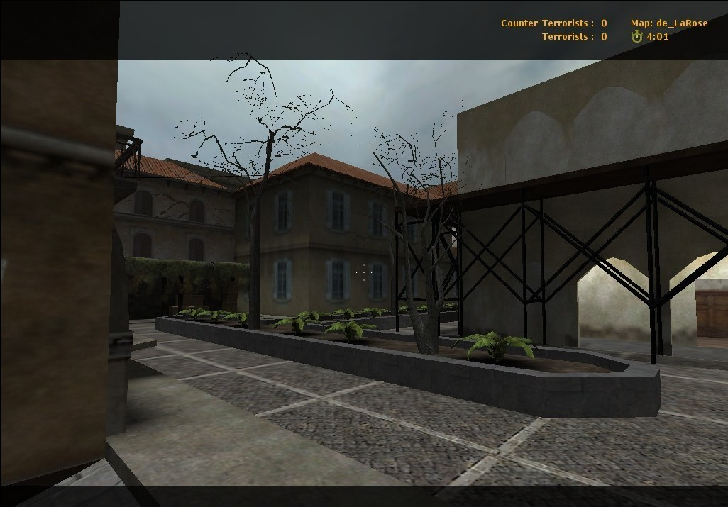 Counter-Strike: Source Map - de_LaRose screenshot 2