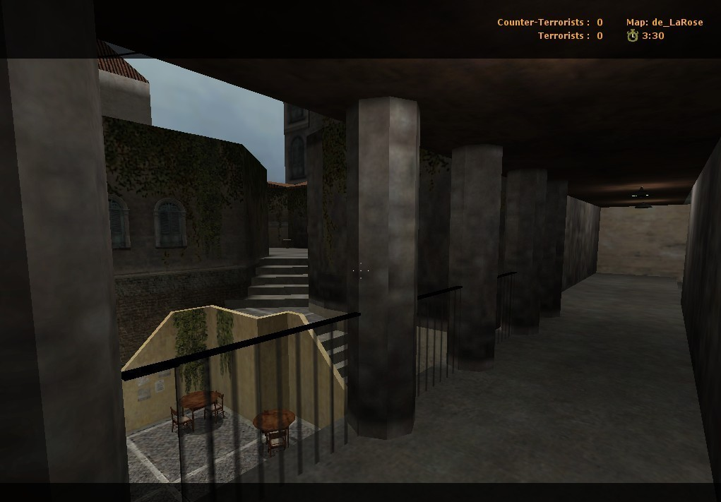 Counter-Strike: Source Map - de_LaRose screenshot 4