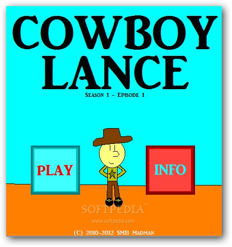 Cowboy Lance screenshot 1