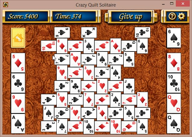 crazy quilt solitaire download