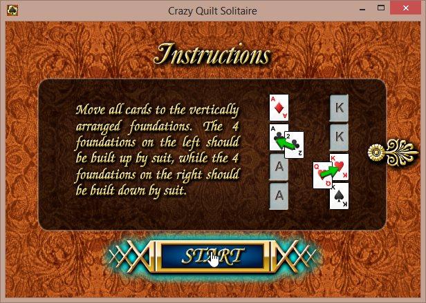 Crazy Quilt Solitaire Download