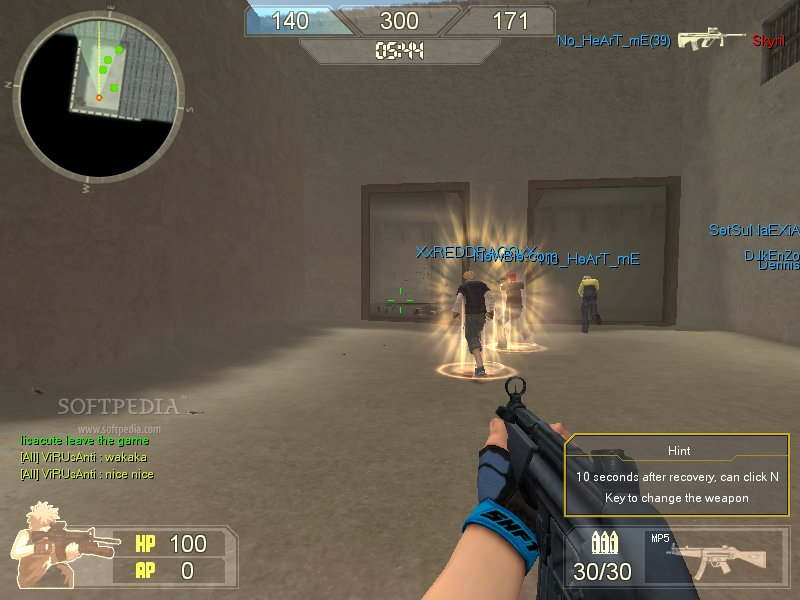 Crazy Shooter Online Client screenshot 5
