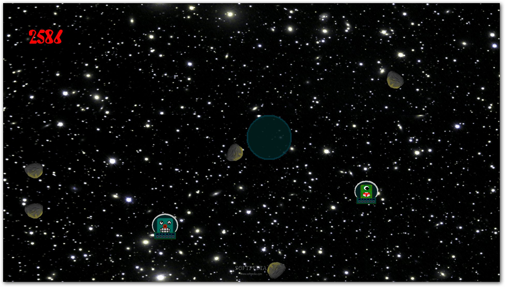Crazyslimes - Space Escape screenshot 3