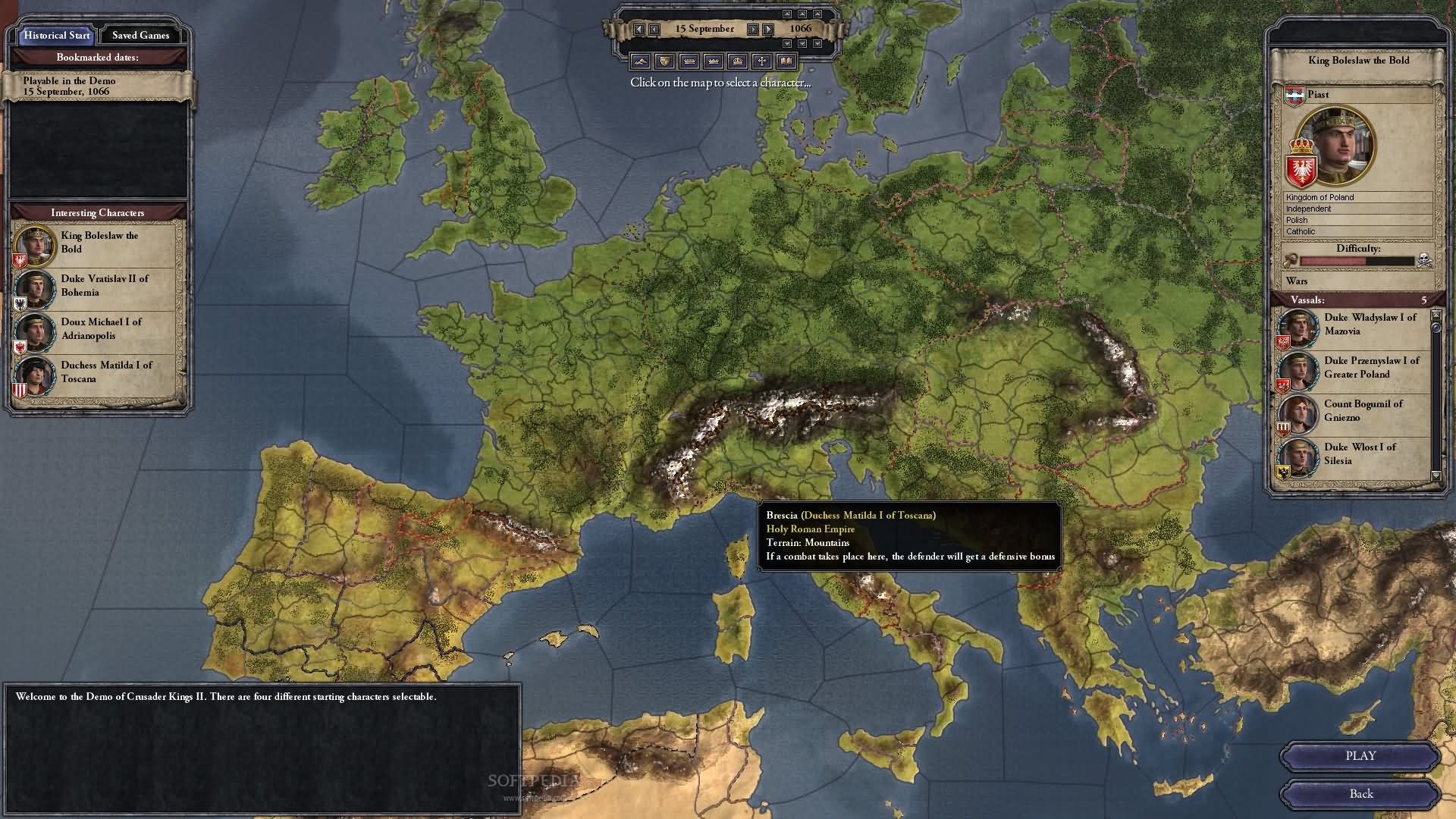 Crusader Kings 2 Patch screenshot 1