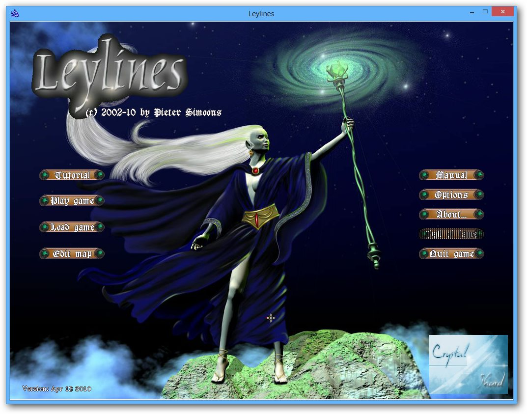 Leylines screenshot 1