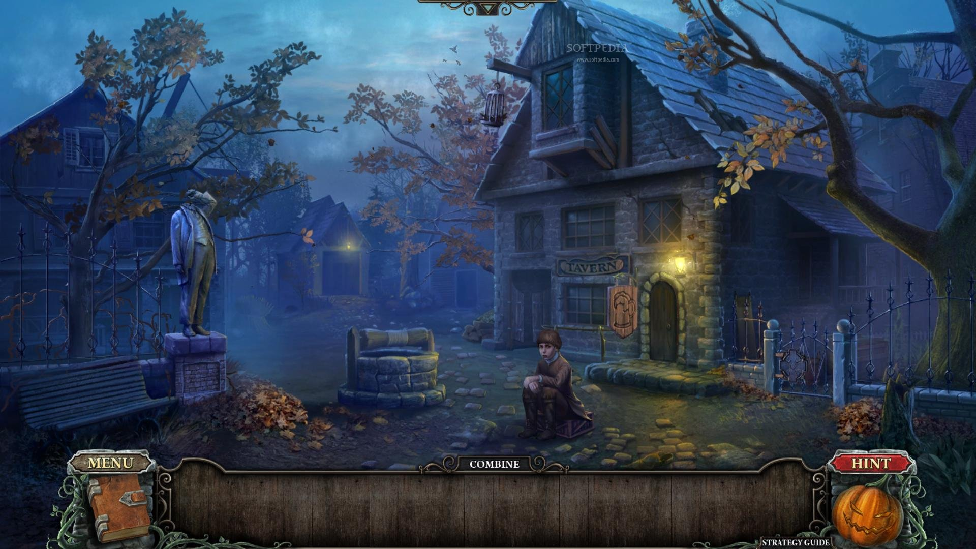 Cursed Fates: The Headless Horseman screenshot 11