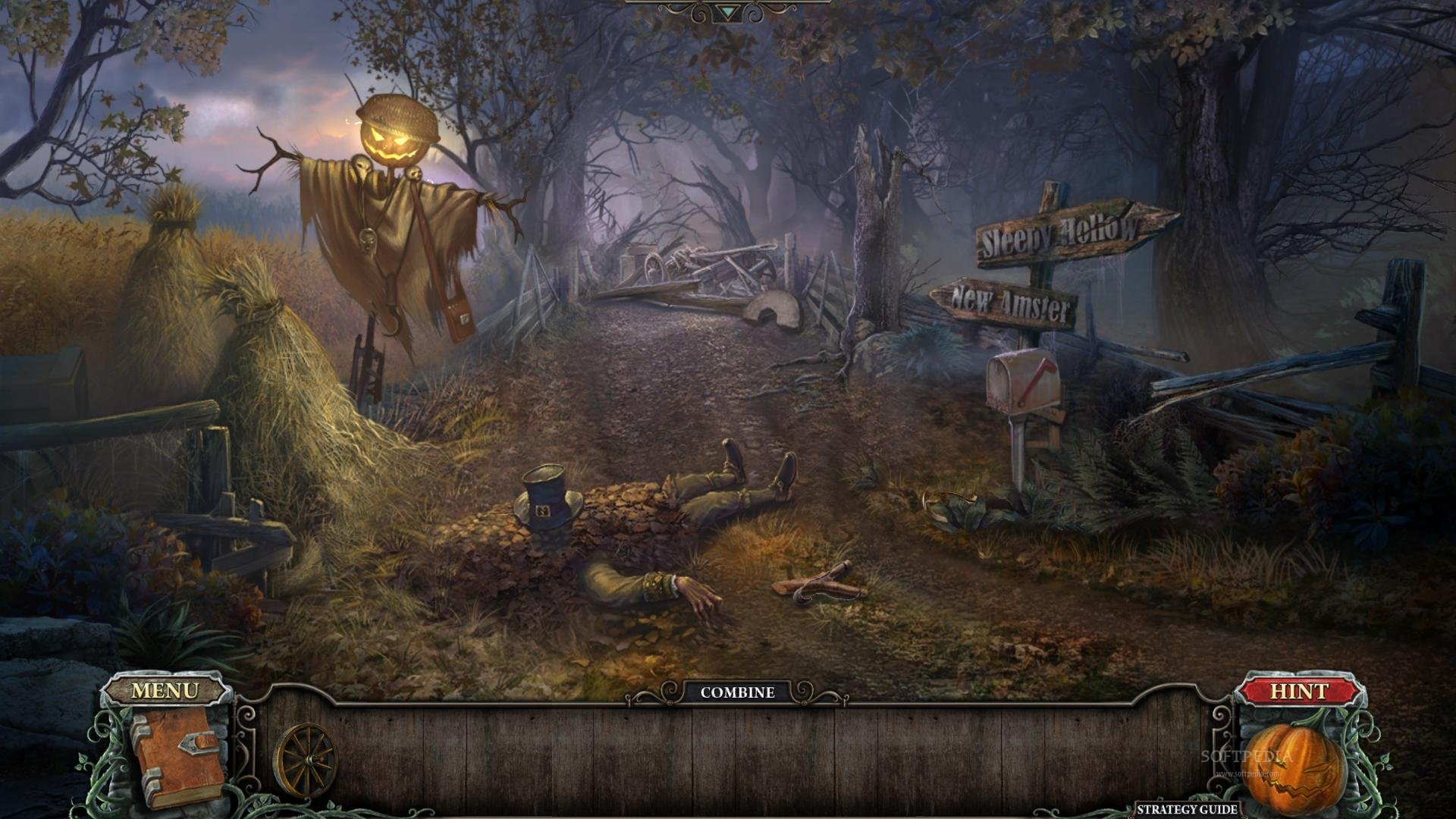 Cursed Fates: The Headless Horseman screenshot 3