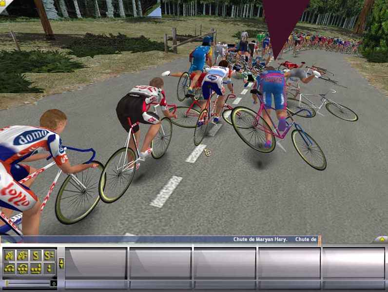 Скриншоты pro cycling manager season 2013: le tour de france - 100th edition