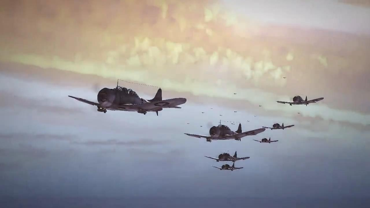Damage Inc: Pacific Squadron WWII Official Trailer screenshot 11