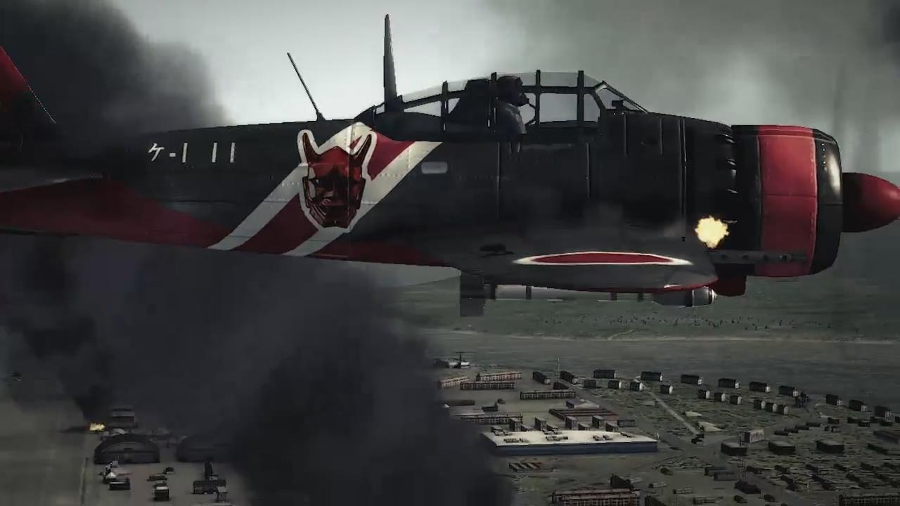 Damage Inc: Pacific Squadron WWII Official Trailer screenshot 2