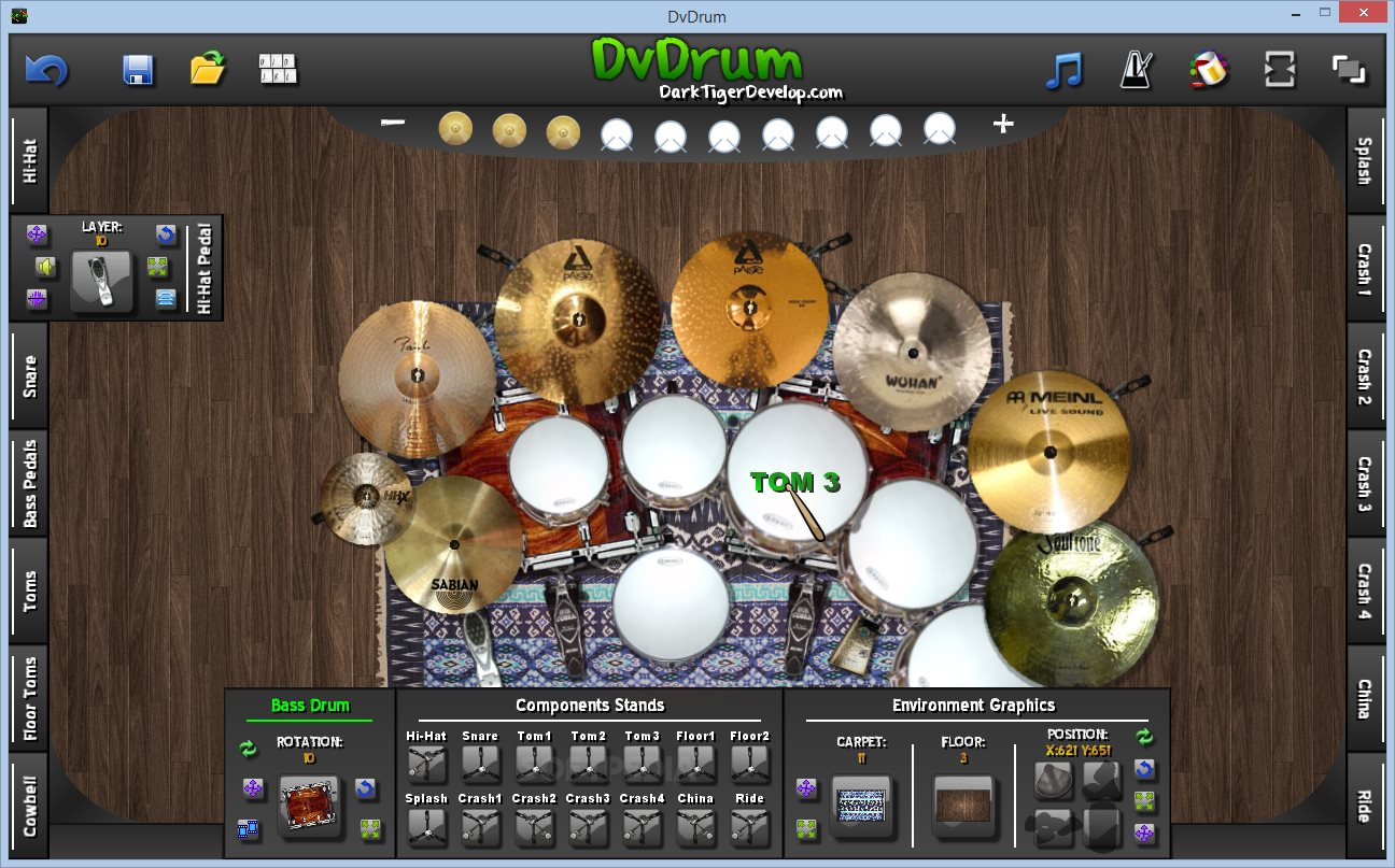 Learn to play Drums for Android - APK Download