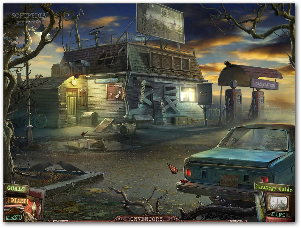 Dark Alleys: Penumbra Motel screenshot 2