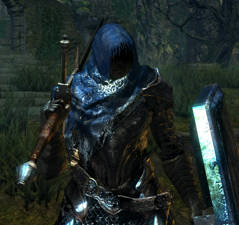 Dark Souls Mod - Artorias Style Masks and Hoods screenshot 1