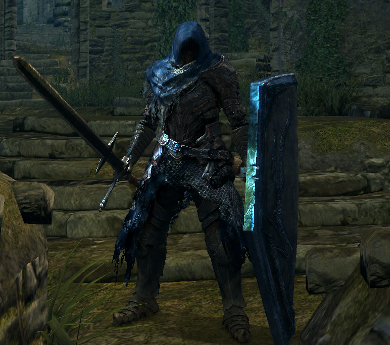 Dark Souls Mod - Artorias Style Masks and Hoods screenshot 2